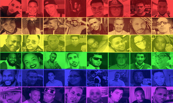 49 Lives lost to hate. Regardless of their gender or sexual orientation they all felt that a club catering to the LGBTQ community was a safe space. We mourn for our extended family.